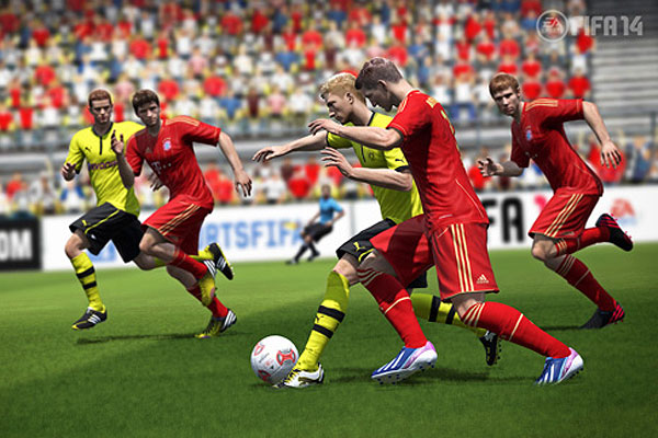 games sport sports game fifa pc gaming loading demo
