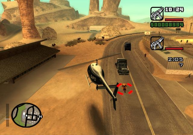 how to play gta san andreas