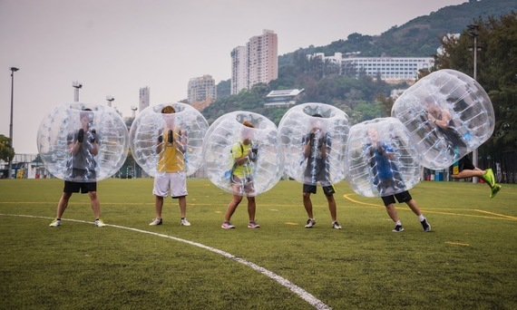 National Bubble Soccer,