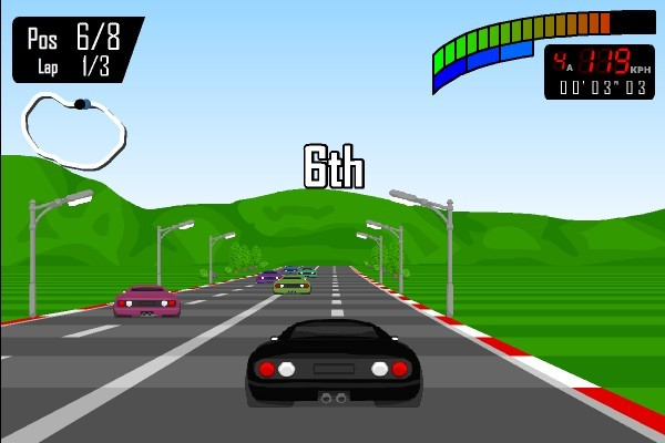 Car Race  Players Online