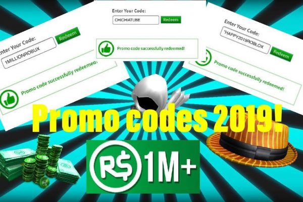 How To Redeem Roblox Robux Promo Codes 20192020 - roblox codes promotions