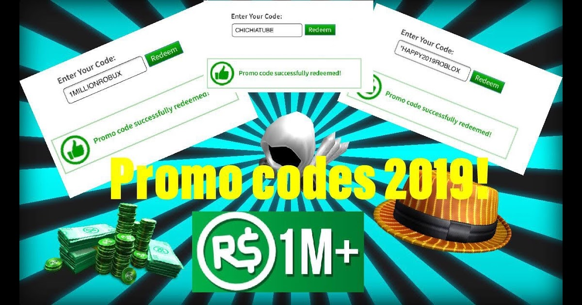 How To Redeem Roblox Robux Promo Codes 2019 2020